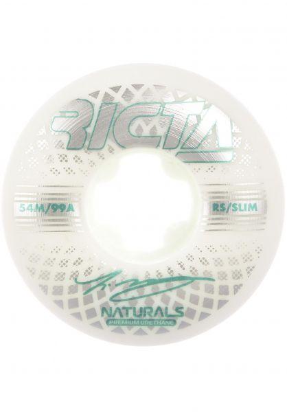 Ricta Rollen McCoy Reflective Naturals Slim 99a white vorderansicht 0135070