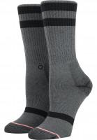 Stance Socken Classic Uncommon black Vorderansicht