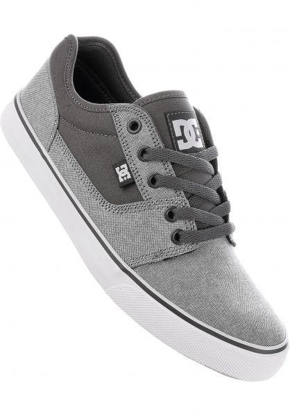 d2173b7ccf68c DC Shoes Alle Schuhe Tonik TX SE grey-white Vorderansicht