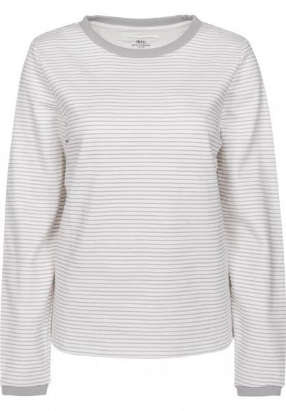 TITUS Sweatshirts und Pullover Sam lightgrey-striped Vorderansicht