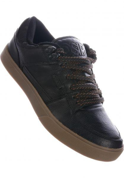 Osiris Alle Schuhe Protocol workwear-black vorderansicht 0603252