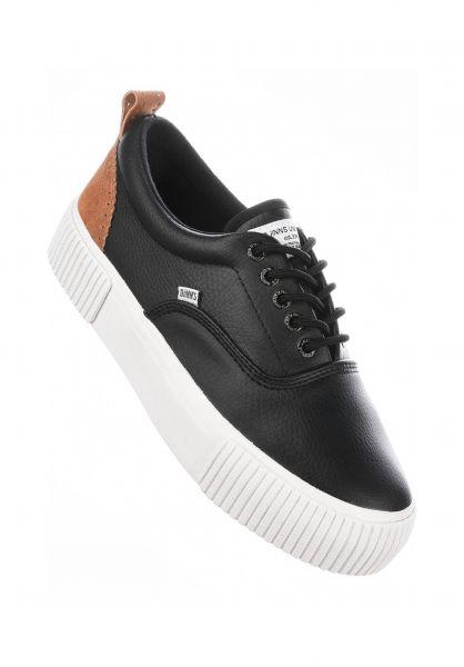 Djinns Alle Schuhe Sub Age Dapper black Vorderansicht