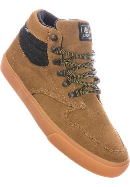 Element Alle Schuhe Topaz C3 Mid breen-gum vorderansicht 0602950