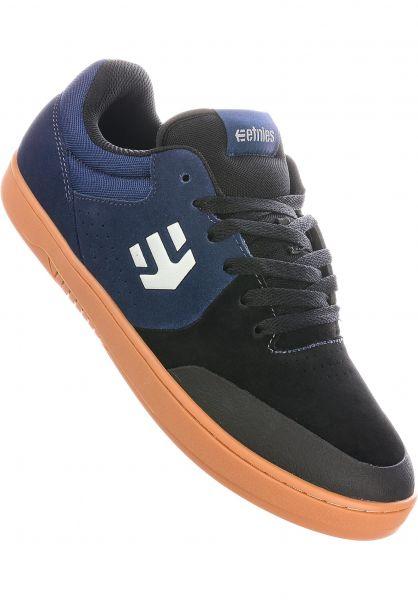 etnies Alle Schuhe Marana x Michelin black-grey-blue vorderansicht 0604316