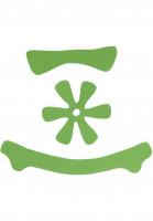 TSG-Diverse-Schoner-Meta-Helmet-Pad-Kit-DC-green-Vorderansicht