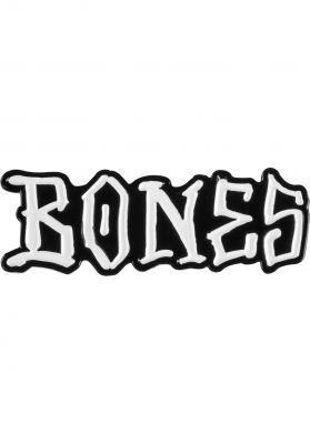 Bones Wheels Bones Lapel Pin