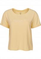 Billabong-T-Shirts-Remix-mellow-yellow-Vorderansicht