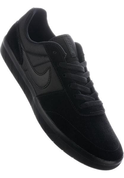 Nike SB Alle Schuhe Team Classic black-black-anthracite vorderansicht 0604425