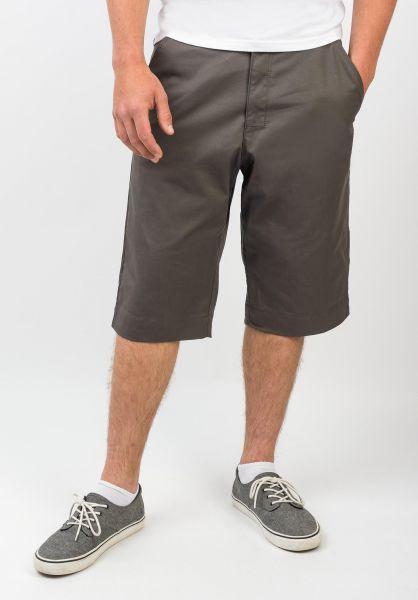 Reell Chinoshorts Deck Short pc grey vorderansicht 0551879