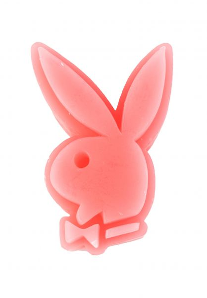 Cortina Bearing Co. Skate-Wachs x Playboy Bunny red vorderansicht 0200073