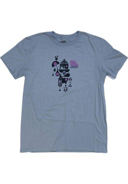 Darkroom T-Shirts Executioner stormgray vorderansicht 0322100