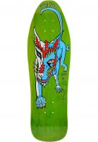 Schmitt-Stix Skateboard Decks Chris Miller Mini lime Vorderansicht