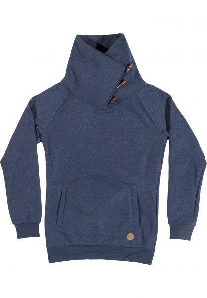 Forvert Sweatshirts und Pullover Rodeck navy Vorderansicht