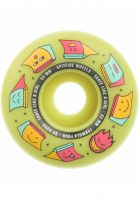 spitfire-rollen-x-skate-like-a-girl-formula-four-classic-99a-glow-vorderansicht-0134859