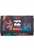 Billabong Portemonnaie Atom Wallet brown Vorderansicht