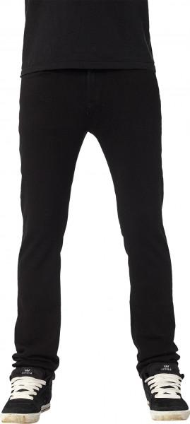 Reell Jeans Skin black Vorderansicht
