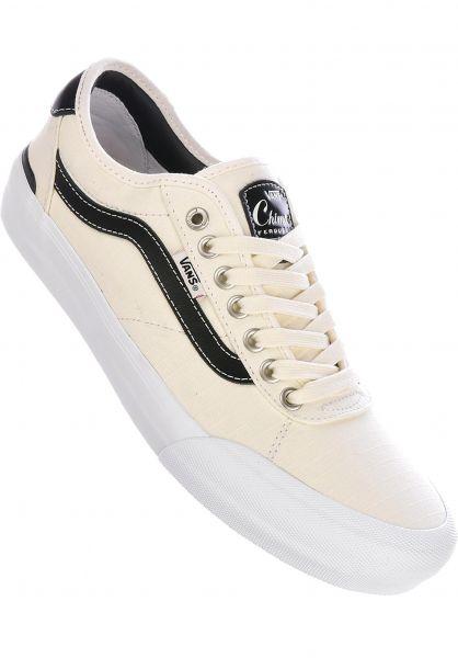 Vans Alle Schuhe Chima Pro 2 marshmallow-black vorderansicht 0604384
