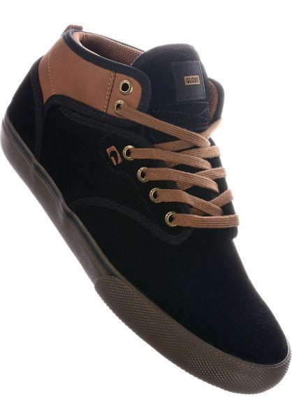 Globe Alle Schuhe Motley Mid black-toffee vorderansicht 0601837