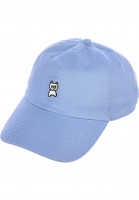 Meow Skateboards Caps Meow Unstructured Dads Hat babyblue Vorderansicht