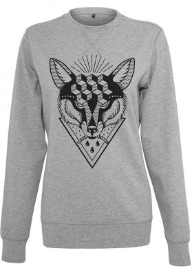 Rebel Rockers Spoty Crewneck Girls