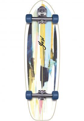 "YOW Teahupoo 34"" Surfskate"