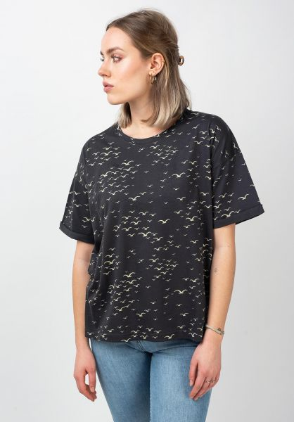 Cleptomanicx T-Shirts Love Air loveisintheair vorderansicht 0321036