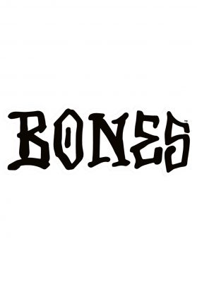 "Bones Wheels OG Bones 3"" Sticker"
