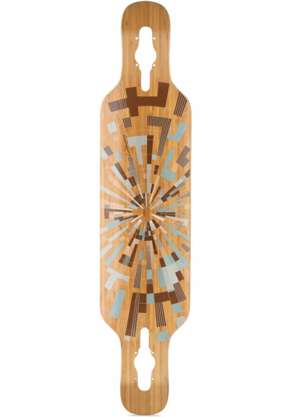 Loaded Longboard Decks Tan-Tien-Flex-2 no color Vorderansicht