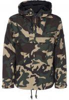 Dickies Windbreaker Pollard camouflage Vorderansicht