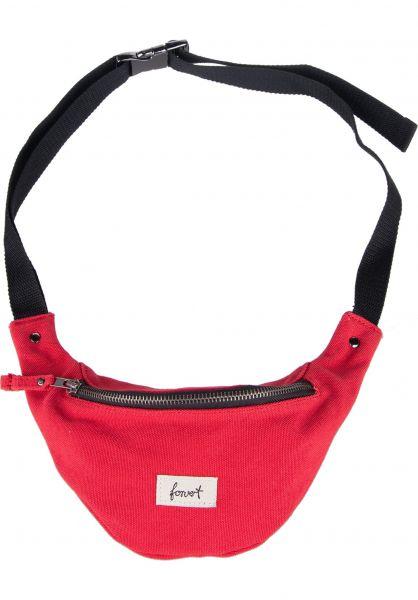 Forvert Hip-Bags Cosmo red Vorderansicht