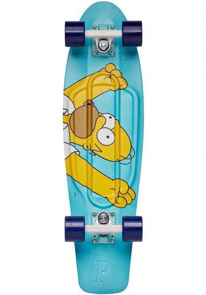 "Penny Cruiser komplett x Simpsons 27"" homer Vorderansicht"