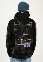 primitive-skateboards-hoodies-spaced-black-vorderansicht-0446680