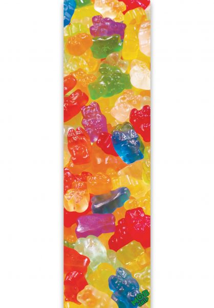 MOB-Griptape Griptape Gummified Grip Tape multicolored vorderansicht 0142606