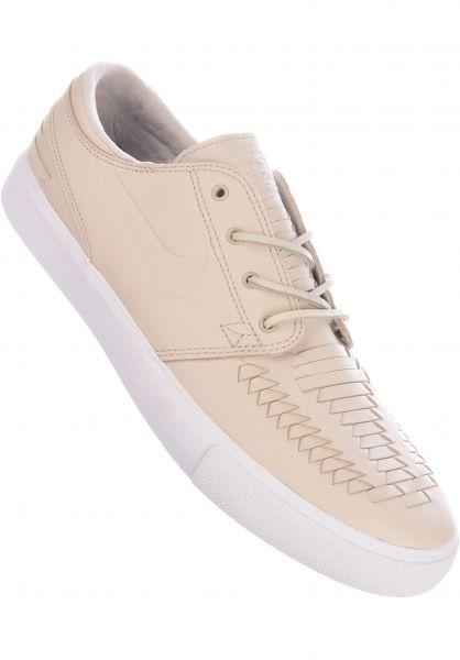 Nike SB Alle Schuhe Zoom Stefan Janoski RM Crafted desertsand vorderansicht 0604664