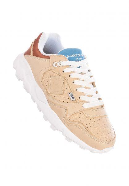 Djinns Alle Schuhe Easy Run Bulk sand-cognac-blue vorderansicht 0612532