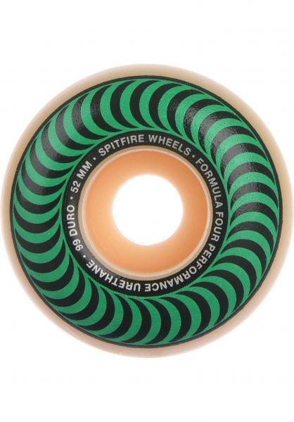 Spitfire Rollen Formula Four Classic 99A green vorderansicht 0134509