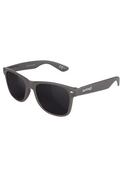 Zunny Sonnenbrillen Standard gunmetal-black Vorderansicht