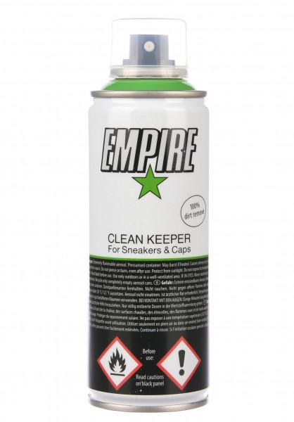 Empire Schuhpflege und Zubehör Clean Keeper no color Vorderansicht