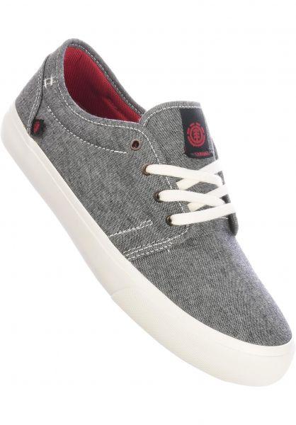 Element Alle Schuhe Darwin stone-chambray-white vorderansicht 0603968