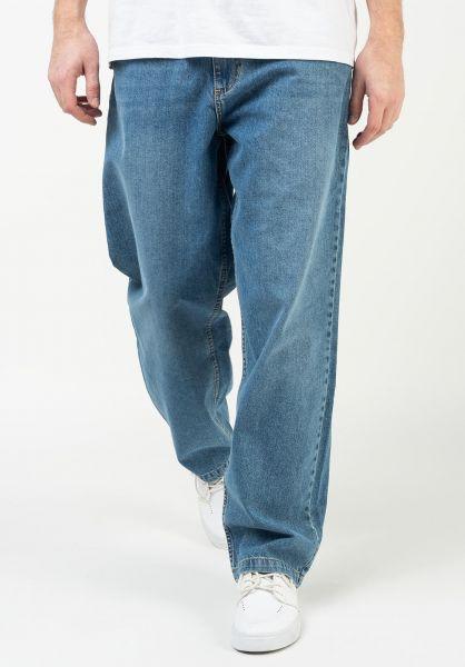 Reell Jeans Baggy fadedlightblue vorderansicht 0054721