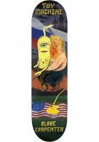 Toy-Machine Skateboard Decks Don's Dynasty Series Carpenter Vorderansicht