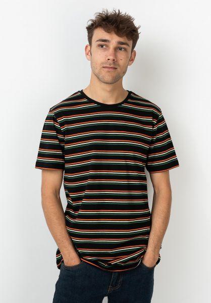 Forvert T-Shirts Truks black-multi vorderansicht 0320130