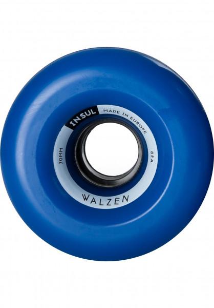 Walzen Wheels Rollen Insul 82A blue Vorderansicht