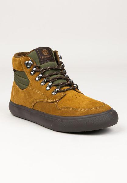 Element Alle Schuhe Topaz C3 Mid breen vorderansicht 0602950