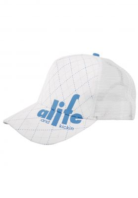 alife and kickin Trucker-Cap