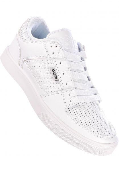 Osiris Alle Schuhe Protocol whiteout vorderansicht 0603252