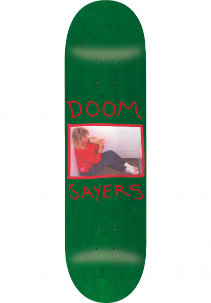 Doomsayers Skateboard Decks Becky natural Vorderansicht