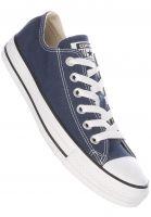 Converse Alle Schuhe Chuck Taylor Allstar OX navy Vorderansicht