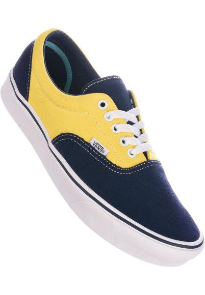 Vans Alle Schuhe Era Comfy Cush dressblues vorderansicht 0604611