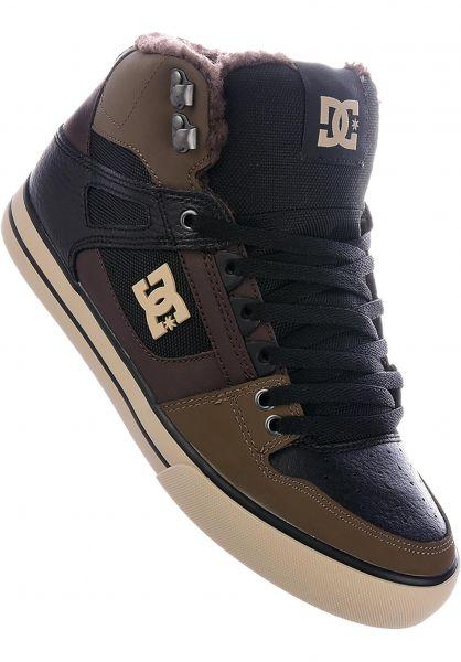 ec065bd549a6a Pure HT WC WNT DC Shoes Toutes les chaussures en olive pour Homme ...
